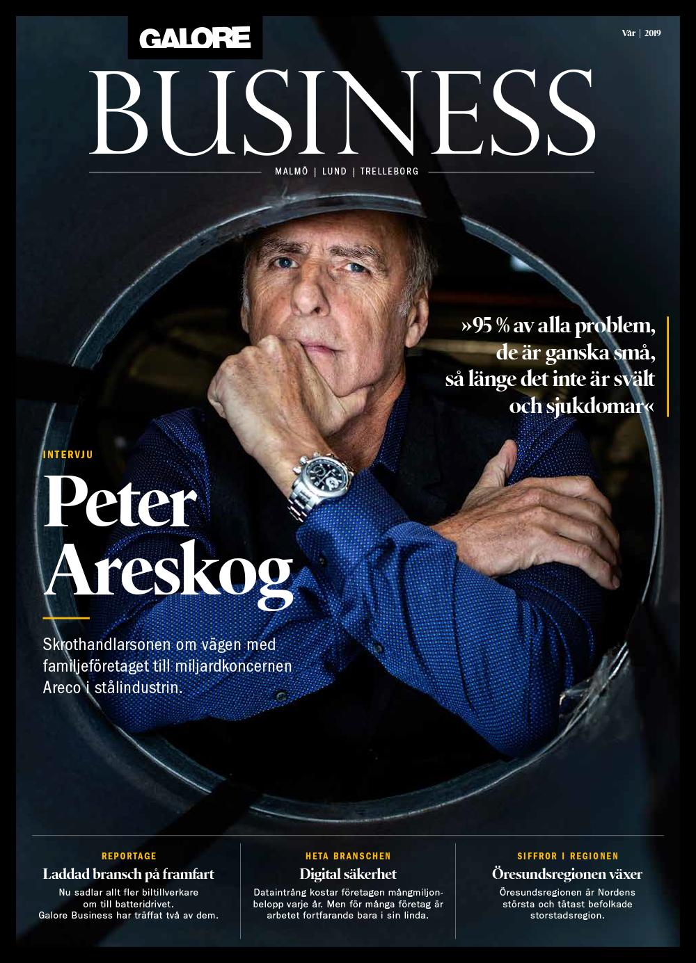 Galore Magazine Malmö